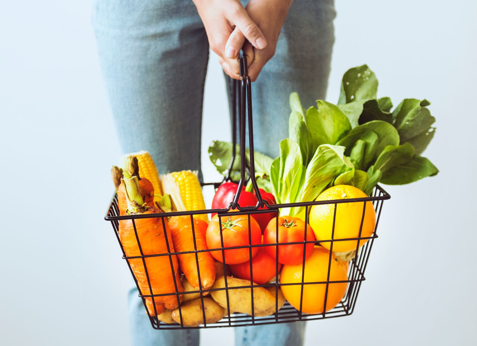 adelgazamiento comida sana
